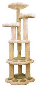 Corner Cat Tree Furniture