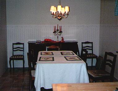 Ärvda möbler från farmor