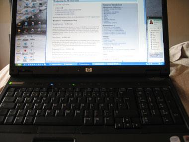 Blogguppdatering