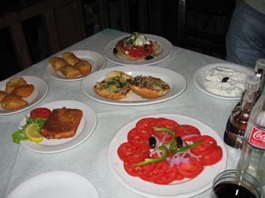Kretensk middag